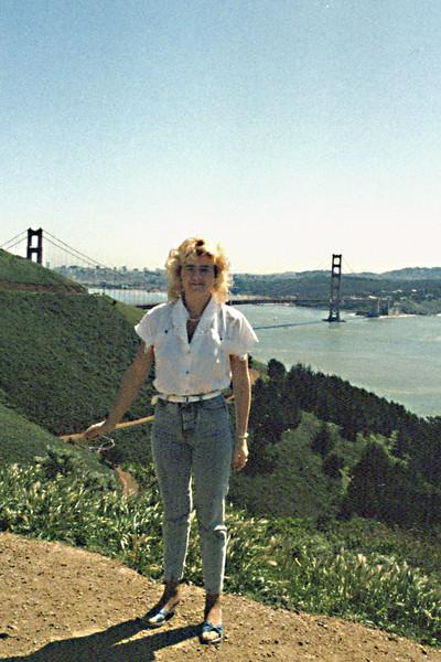 Golden Gate Bridge - Brenda