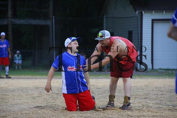 Snowshoe Baseball vs. Fritz's July 15, 2019