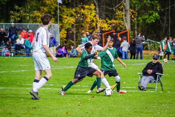 Family Weekend: JV Soccer vs. Hanover