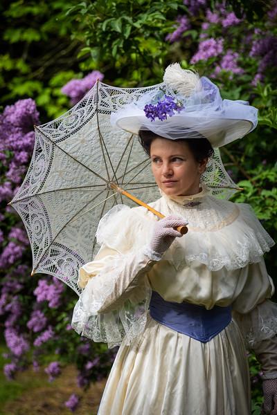 Historical Fashion Shoots