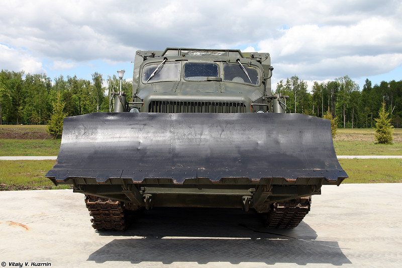 Котлованная машина МДК-2 (MDK-2 engineering vehicle)