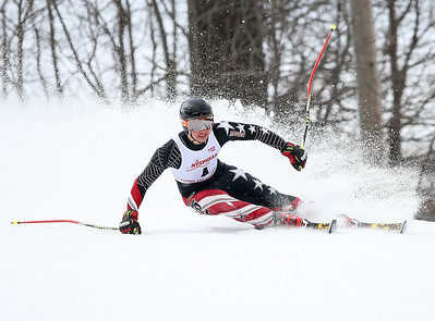 NYSPHSAA Boys Giant Slalom Championships 2-25-14