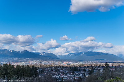 Spring in Vancouver - 2017