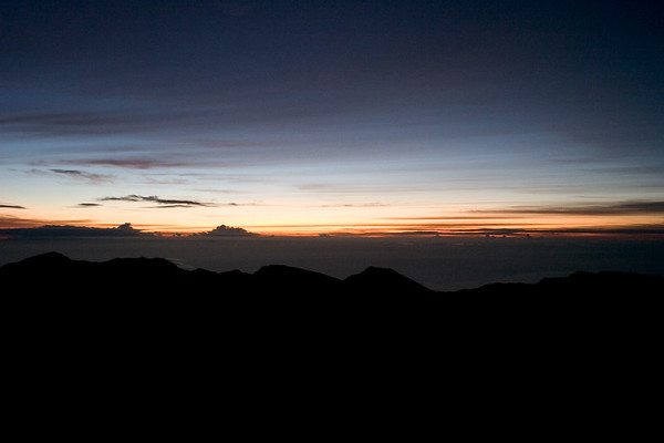 Hawaii Volcanoe Sunrise 03 06
