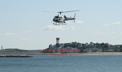Winthrop, MA - Water Search, Broad Sound, 8-31-08