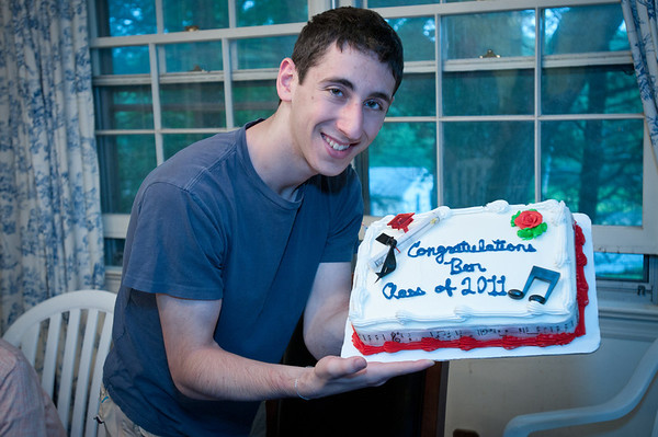 Ben's Graduation 2011