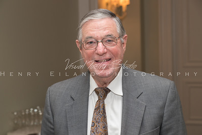 Judge Frank Jordan Retirement Reception