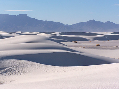 White Sands  (New Mexico)