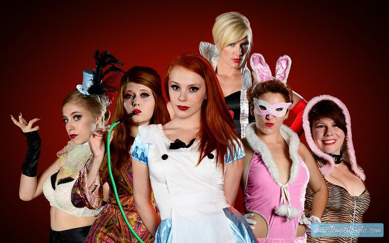 Cabaret Torlage Halloween Promo