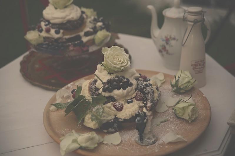 Bröllopstårta Gård Artdeson