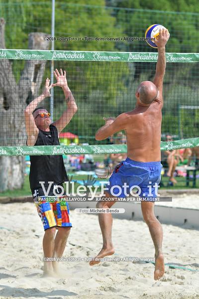 presso Zocco Beach PERUGIA , 25 agosto 2018 - Foto di Michele Benda per VolleyFoto [Riferimento file: 2018-08-25/ND5_8639]
