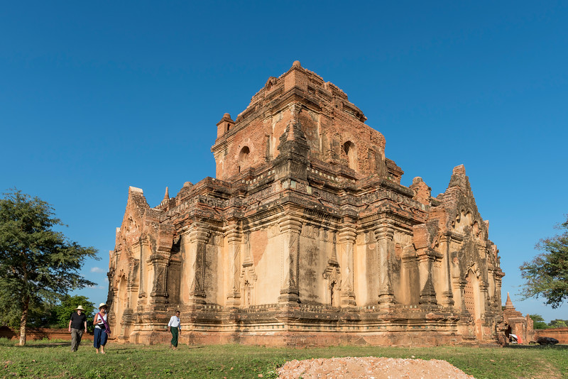 Narathihapatae Temple, Bagan
