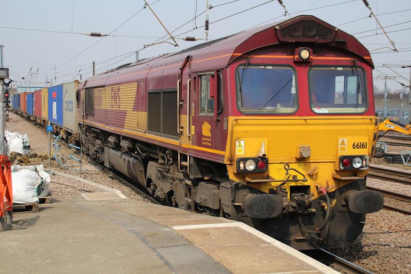 66161 1321/4L45 Wakefield-Felixstowe.