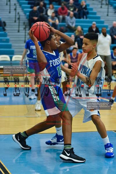 Forest Park @ Potomac Boys Freshman Basketball 12-20-19