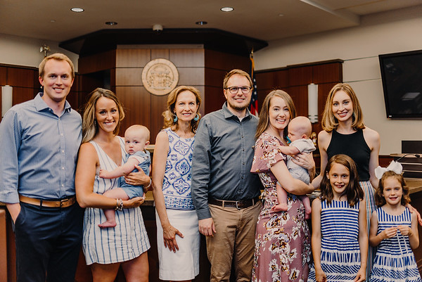 Anders' Adoption Finalization