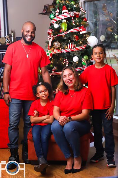 The Williams Christmas 2020