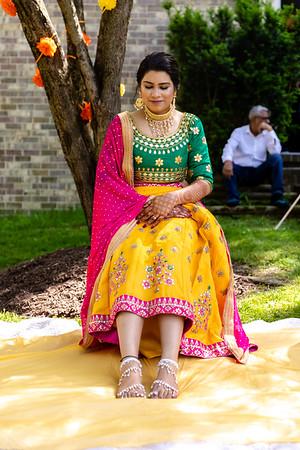 Bride Vidhi