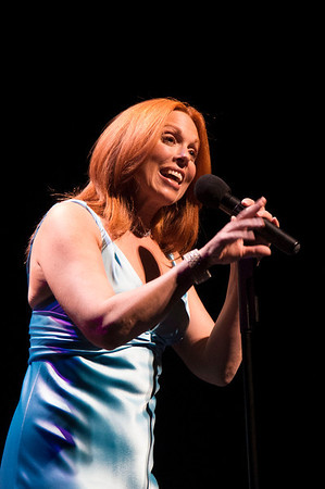 Alumna/Broadway Star Carolee Carmello