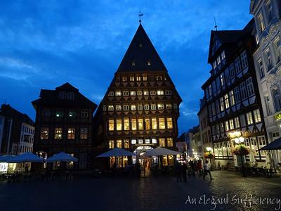 Road Trip in Germany, September 2017: Hildesheim