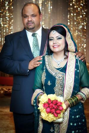 Yasir & Asra Wedding
