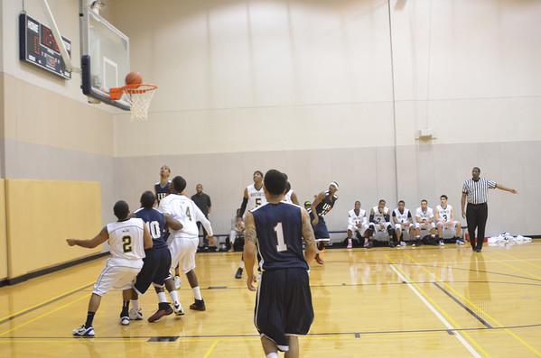 Basketball (Men's) Spring 2012
