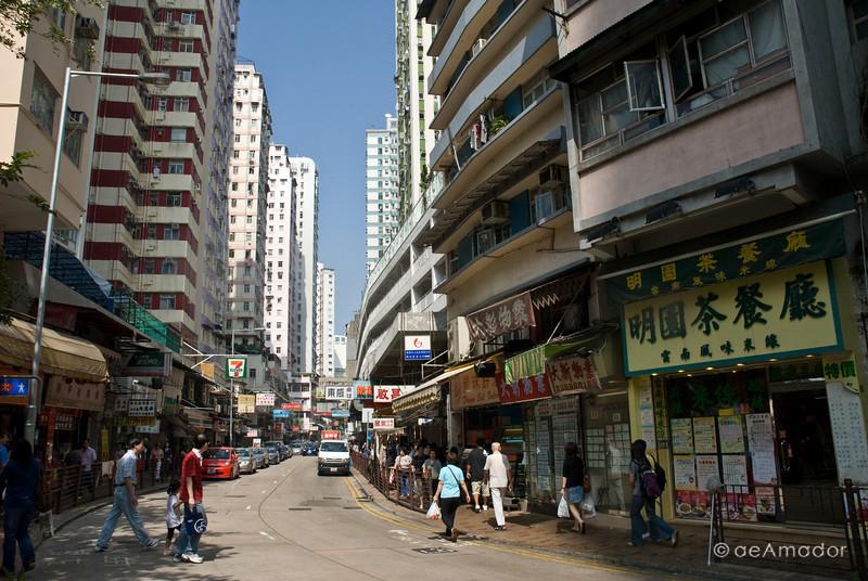aeamador©-HK08_DSC0020 Saukiwan market. Saukiwan, Hong Kong island.