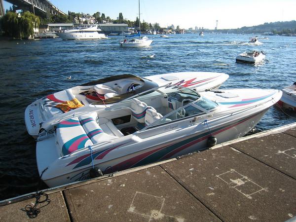 Powerboat Racing Lake Washington Sep 2008
