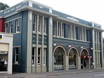 Art Deco in Gisborne