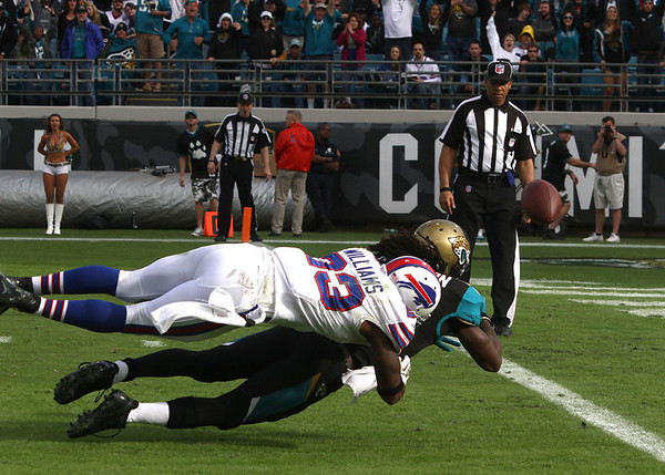 Jaguars vs Bills