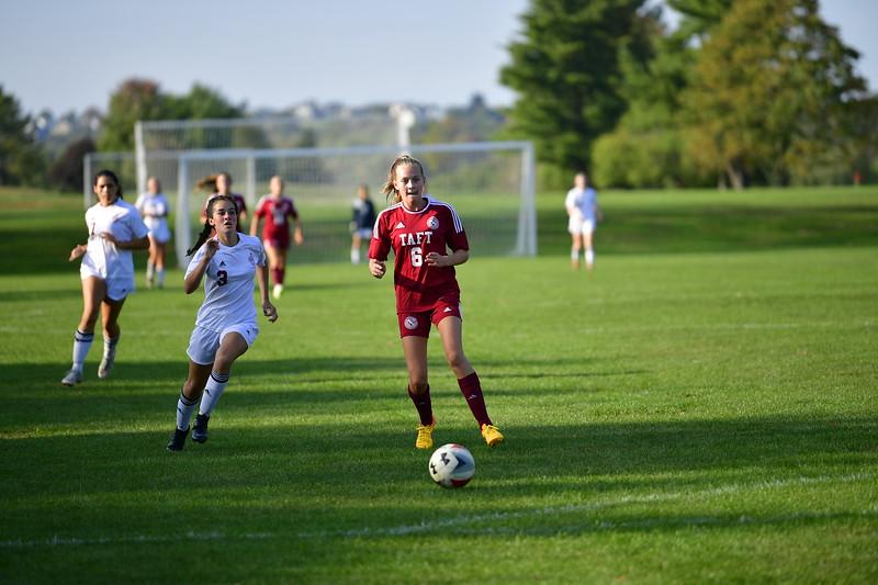 Girls' JV Soccer v Loomis