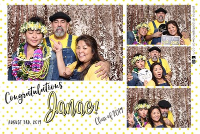 Janae's Graduation (Mini Open Air Photo Booth 2)