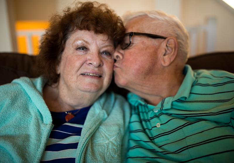 Badge kissing mam.jpg