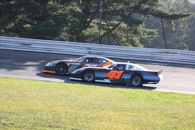 Francis Gross at Evergreen Raceway