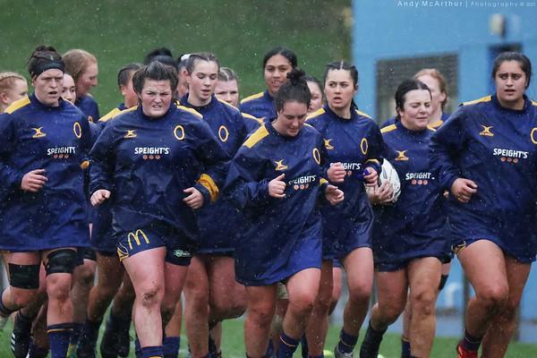 Women's NPC Rd 1: Wellington (13) v Otago (5)