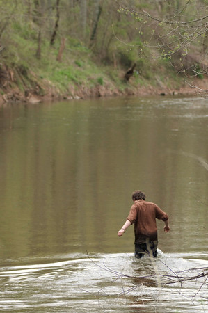 Bray Creekwalkin' - Goose Creek - 4.22.2009