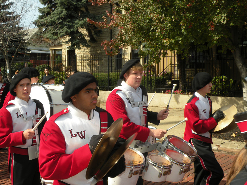 Lutheran-West-Marching-Band-At-Columbus-Day-Parade-October-2012--20.jpg