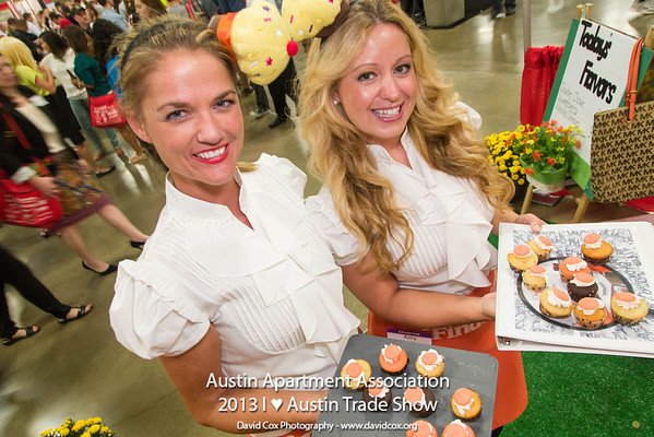 AAA I Heart Austin Trade Show (September 2013)