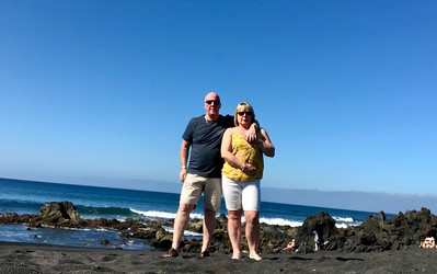 Lanzarote January 2018