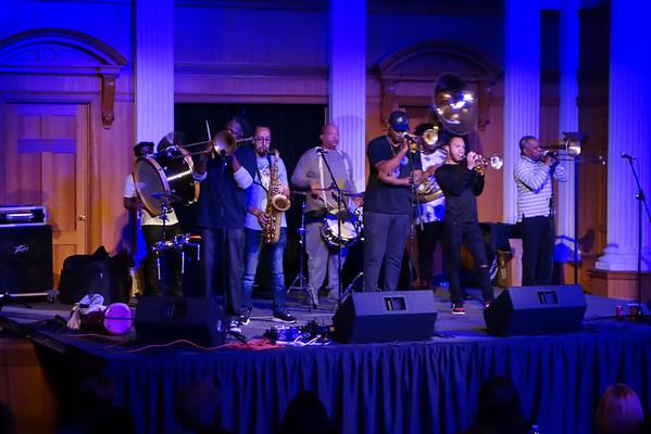 2019-03-14 Rebirth Brass Band