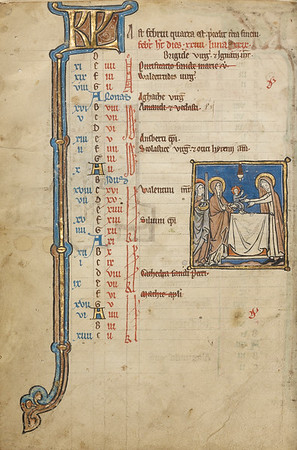 Flemish Psalter