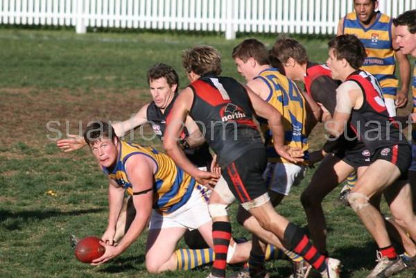2008 Round 11 Seniors vs North Shore