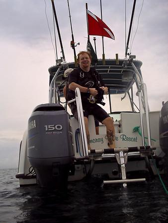 Key Largo Dive Trip 2010