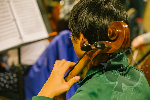 2019 All-State High School Full Orchestras