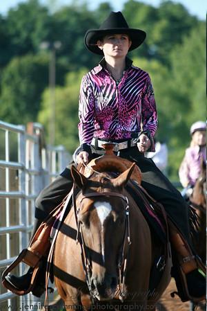 Western YOUTH W/J Equitation, Pleasure, Horsemanship