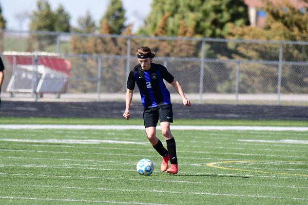 Junior Varsity Soccer vs Seward