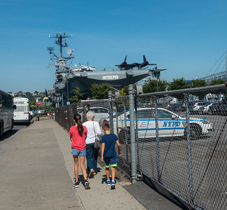 Visit to Intrepid- September 2019