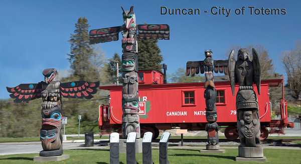 City of Totems - Duncan, BC