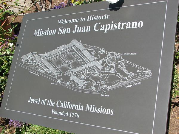 GDA Trip To San Juan Capistrano