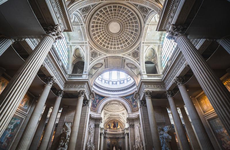 Pantheon Geometry