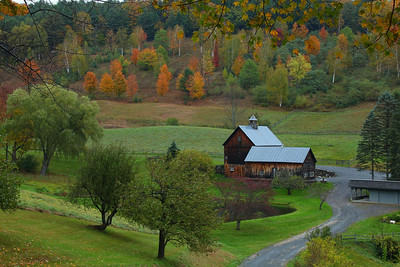 Covered Bridges, New England